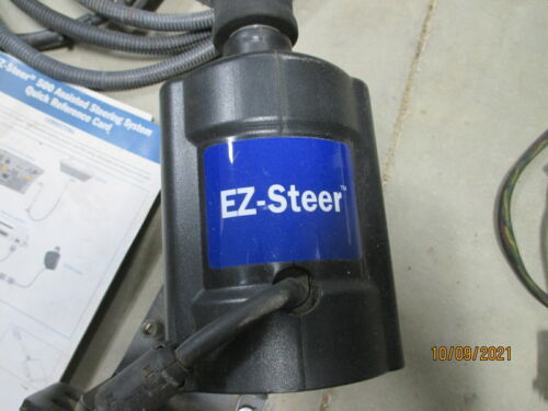 TRIMBLE EZ STEER SYSTEM Use With EZ-GUIDE 500 OR 250