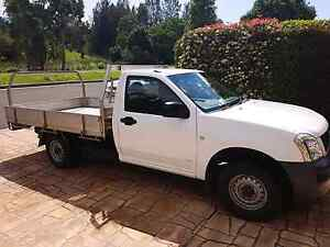 2005 holden rodeo cab chassis Albion Park Shellharbour Area Preview
