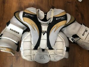 Vaughn Chest Protector and Goalie Pants