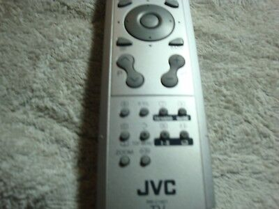 JVC TV Remote Control RM-C1821 Fully Refurbished