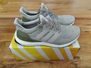 Adidas Ultra Boost Pearl grey/cargo beige UK9 UK10.5 Canning Vale Canning Area Preview