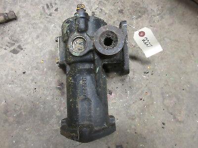 John Deere 420 430 Power Steering Rack And Pinion Housing M4223t