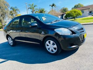 2006 TOYOTA YARIS YRS AUTO SEDAN LONG REGO Camden Camden Area Preview