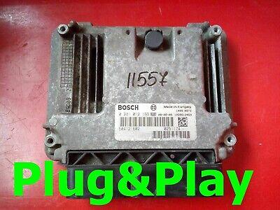 Eurocargo Iveco Daily Bosch Immobiliser Box Key Coding Service 500321740