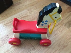 Toy Horse by Fisher-Price