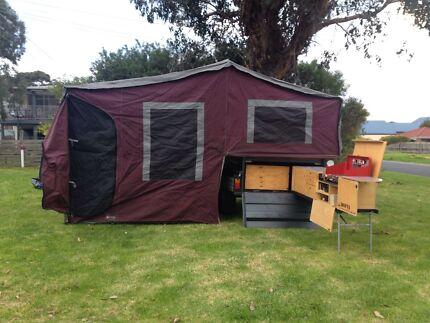 CAMPER TRAILER AUSTRALIAN MADE - GRAB A BARGAIN!! Rosebud Mornington Peninsula Preview