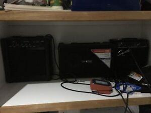 Guitar amps Baxter Mornington Peninsula Preview