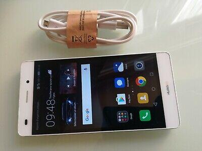 Huawei white P7 lite ale-l21  Dual SIM Android 6.0 Smartphone 5 inch  16GB