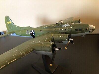 Corgi B-17 Bomber Battle Worn Java 1/72 Scale Diecast Model Aviation Archive