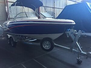 Tahoe Q7, 4.3 Mercruiser, on a Brand New BG Trailer Beaconsfield Fremantle Area Preview