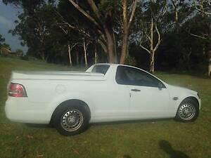 2009 Holden Ute Port Macquarie Port Macquarie City Preview