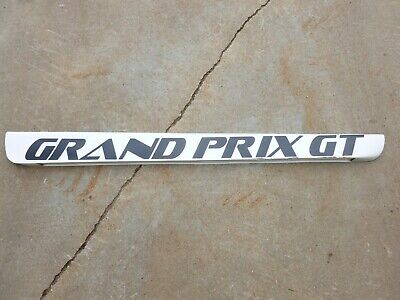 Grand Prix Passenger Side Lower Door Moulding Molding Cladding 97-03 2 Dr. Coupe