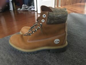 Great condition Timberland winter boots. Retail 150