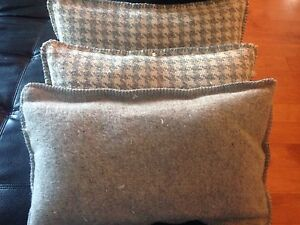 3 cushions from Simons