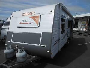 2010 Concept Belmont Queen Bed, Ensuite, Touring Caravan Pialba Fraser Coast Preview