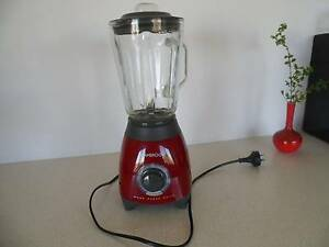 All in RED - Blender, Kettle, Vases, Tray Lilyfield Leichhardt Area Preview