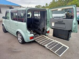 Nissan Cube -   Wheelchair Access - Low Kms - Warranty - Auto - Driveaway Birkdale Redland Area Preview