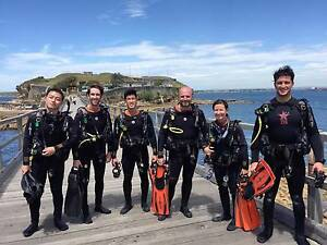 Open Water Diver Course Sydney City Inner Sydney Preview