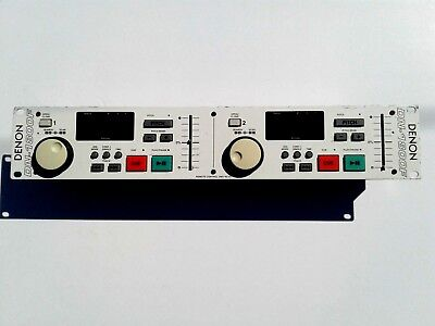 Denon DN-1800F Dual CD Player RC-47 Controller (Untested For Parts Only) Denon Dual Cd Player