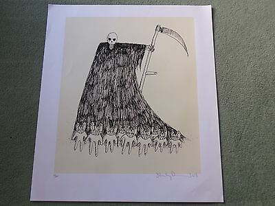STANLEY DONWOOD - Death Bears(2008 LIMITED EDITION NUMBERED ART PRINT!!!)