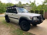 1999 Nissan Patrol GU ST Wagon 7st 5dr Auto 4sp 4x4 4.5i Peregian Beach Noosa Area Preview
