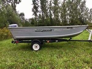 ***BOAT, MOTOR AND TRAILER ***