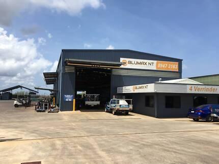 Steel Fabrication Business