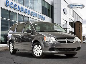 2016 Dodge Grand Caravan SXT STOW / GO