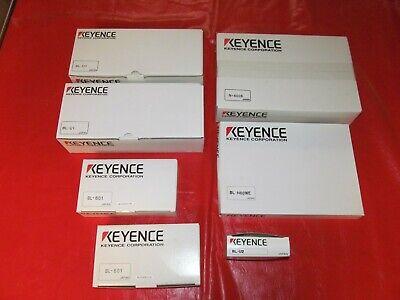 Keyence Bl-500 Bar Code System