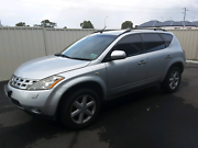 2007 Nissan Murano Ti 3.5 Forrestdale Armadale Area Preview