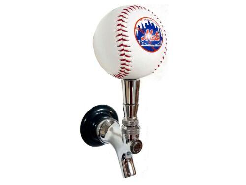 New York Mets Licensed Baseball Beer Tap Handle