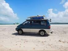 Mitsubishi Delica 4x4 Wagon/Campervan Darwin Region Preview
