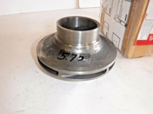 Bell & Gossett 108709 Hot Water Circulator Steel Pump Impeller (T)