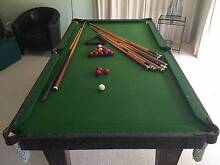 Billiard Table and accessories Scoresby Knox Area Preview