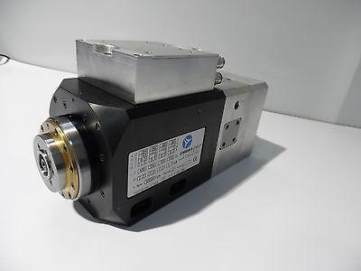 Umbra 3 Hp Hsk25 Pneumatic Spindle 50000 Rpm For Multicam Digital Express