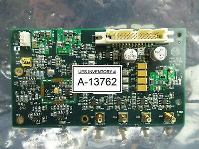 Particle Measuring Systems 1000005103 Sensor Board Pcb Rev. A Used Working