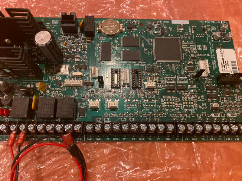 DMP XR150DPCB Board. REVISION 212