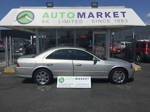 2005 Lincoln LS V8 LOADED LUXURY LINCOLN!! WARRANTY!