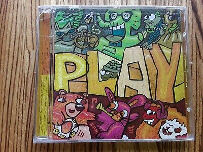Various – Play - CD NEW Punky children's songs! Mudhoney Supersuckers