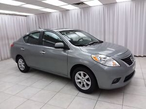 "2012 Nissan Versa 1.6SL SEDAN w/ A/C, POWER W/L/M & 15"""" ALLOYS"
