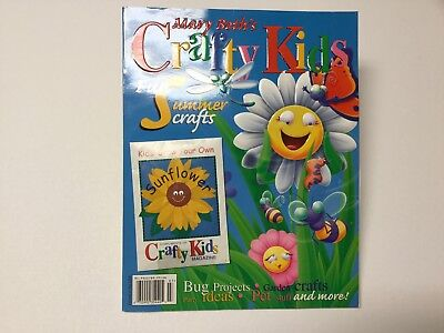 Crafty Kids Magazine-Craft Ideas for Kids, Teachers, Day Care, Summer Fun!](Summer Craft Ideas For Kids)