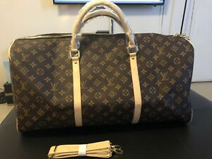Louis Vuitton Traveling Bag