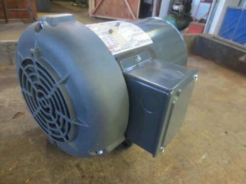 LINCOLN SSF6P1T61 ELECTRIC MOTOR 1 HP, 3 PHASE, 230/460V