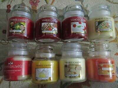 One New & Original Yankee Candle CHRISTMAS COOKIE 14.5 Ounce Jar Candle