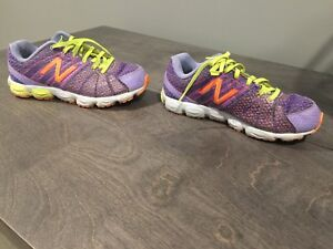 Size 4.5 New Balance running shoes