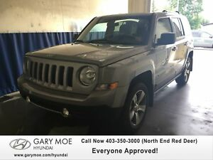 2016 Jeep Patriot High Altitude Leather w/Sunroof 4x4