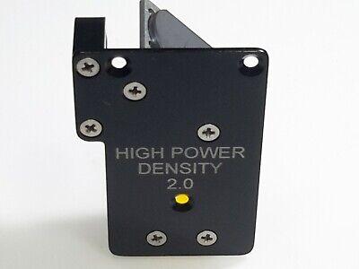 Universal Laser High Power Density Focusing Optics