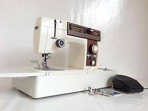 toyota sewing machine ebay