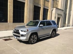 2016 Toyota 4Runner Limited with Remote Starter