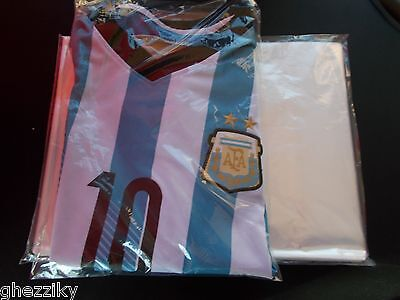 100 9 X 12 Clear Poly T- Shirt Plastic Apparel Bags 2 Flap Best Quality Uline